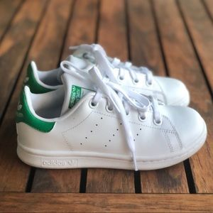 adidas Shoes - Kids Adidas STAN SMITH SHOES size 12